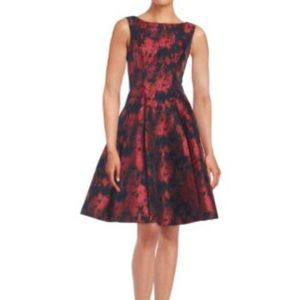 Vera Wang fit & flare party dress size 10